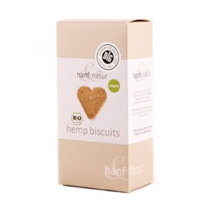Hemp Biscuits 100g