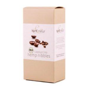 Hemp Nibbles Cappuccino 100g